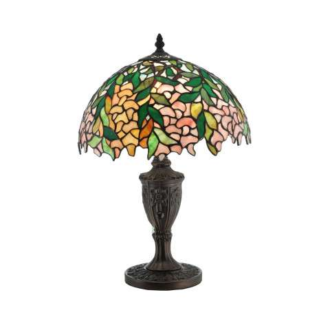 Meyda Tiffany 110324 Tiffany Laburnum Accent Lamp