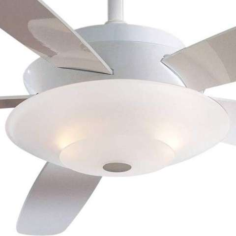 Ceiling fan glass shade model GF598-A Replacement Glass Large For Minka Aire Airus Ceiling Fan Models: F598-WH / F598-BN from Minka Aire.