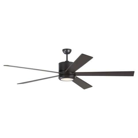 Monte Carlo 5VMR72OZD 72 Inch Vision LED DC Ceiling Fan in Oil Rubbed Bronze