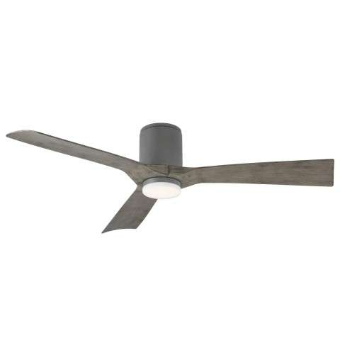 FH-W1811-54-GH-WG Modern Forms Aviator 54 Inch DC Smart Ceiling Fan