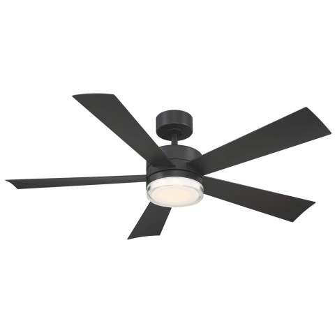FR-W1801-52L-BZ Modern Forms Wynd 52 Inch DC Smart Ceiling Fan