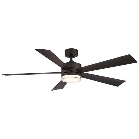 FR-W1801-60L-BZ Modern Forms Wynd 52 Inch DC Smart Ceiling Fan
