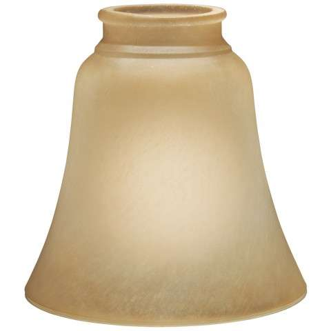 Ceiling fan glass shade model 2636 2 1/4 inch Tuscan Scavo from Minka Aire.