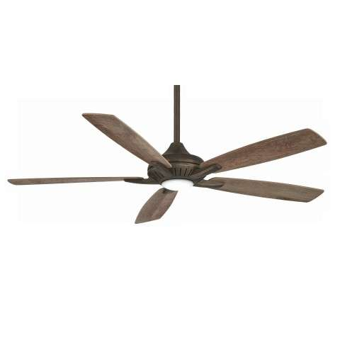 Minka Aire F1001-HBZ 60 Inch Dyno XL Ceiling Fan in Heirloom Bronze