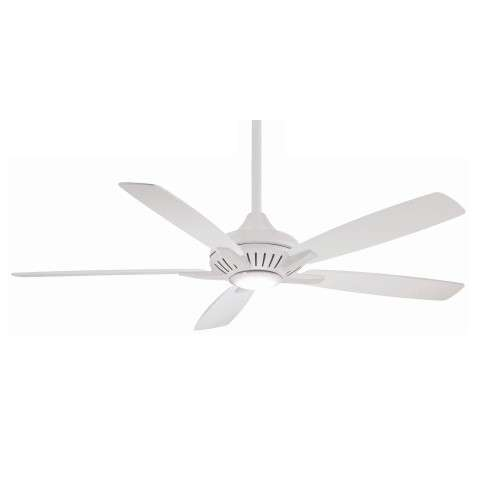 Minka Aire F1001-WH 60 Inch Dyno XL Ceiling Fan in White