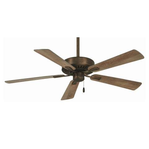 Minka Aire Contractor Plus Ceiling Fan Model F556-HBZ in Heirloom Bronze