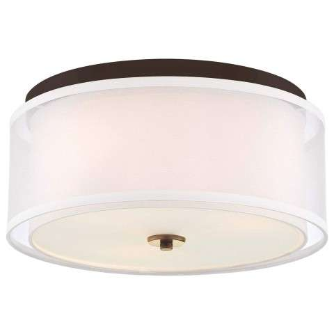 Studio5 3 Light Flush Mount