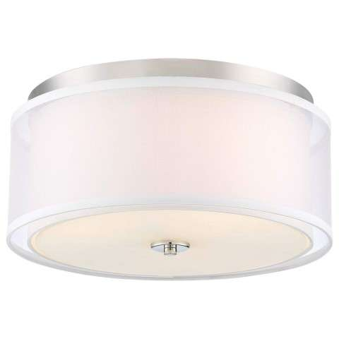 Studio 5 3 Light Flush Mount