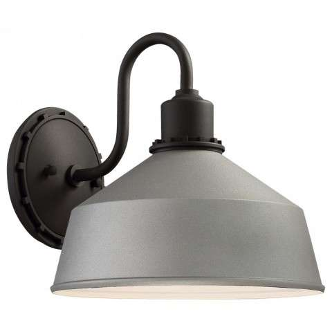 Mantiel Fixture In Metal Shade