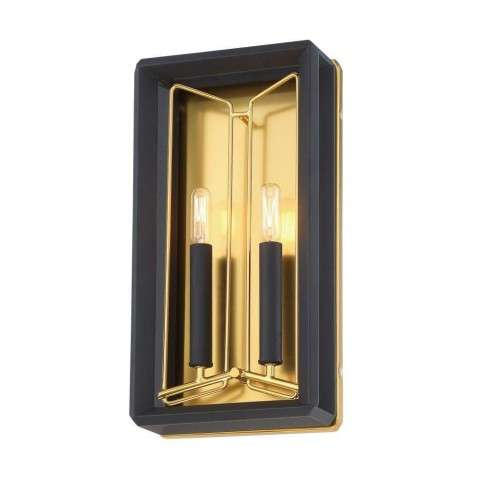Sable Point 2 Light Wall Sconce