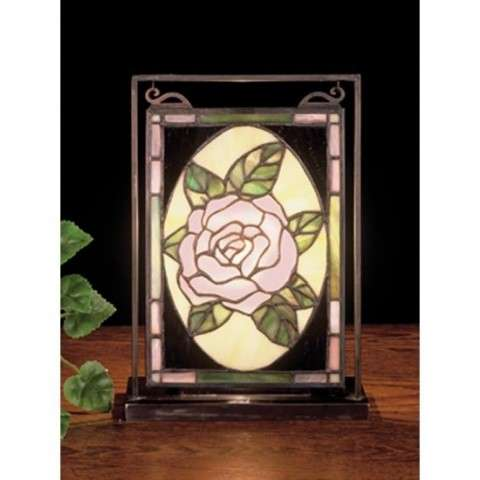 "6""W 9""H ROSE MINI WINDOW and DISPLAY"