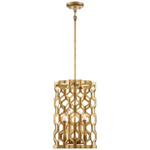 Coronade 4 Light Pendant