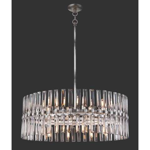 Belle Aurore 16 Light Pendant
