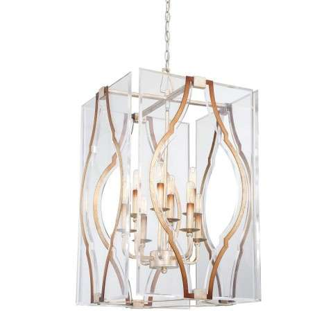 Brenton Cove 8 Light Pendant