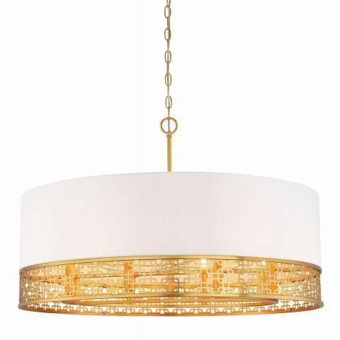 Blairmoor 8 Light Pendant