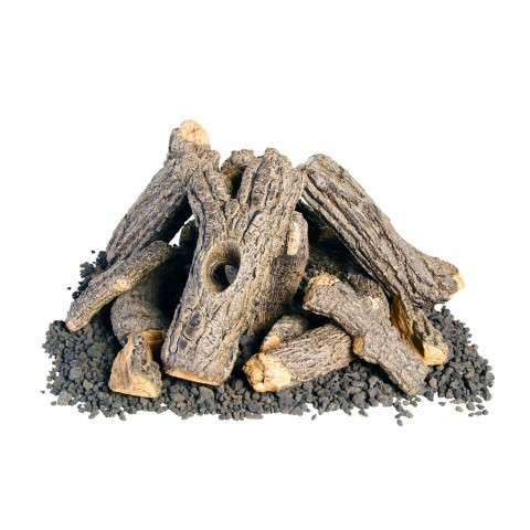 AFD - OCL-34 Campfyre Logs and Wood Chips for Outdoor Fire Pits