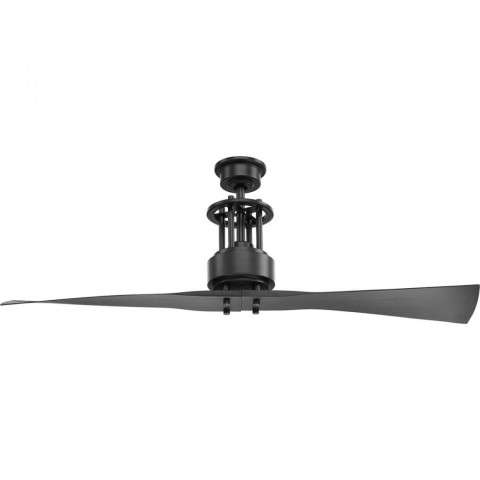 Spades 52 Ceiling Fan In Graphite