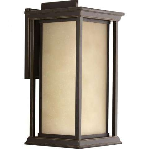 Endicott Collection Extra Large Wall Lantern In Antique Bronze