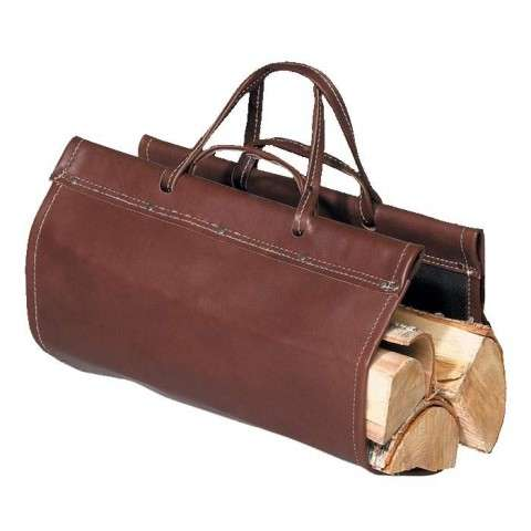 Pilgrim Top Grain Wood Carriers - Finished Leather