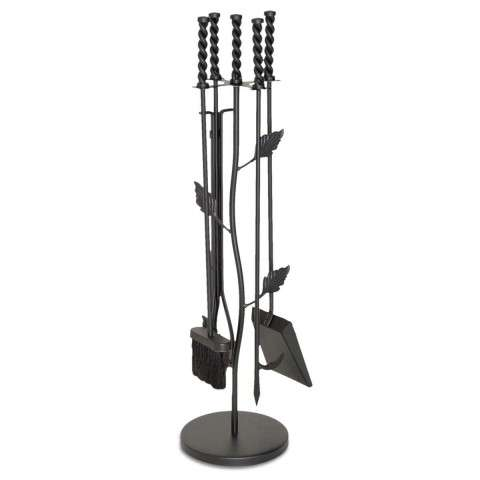 Napa Garden Leaf Tool Set - Black
