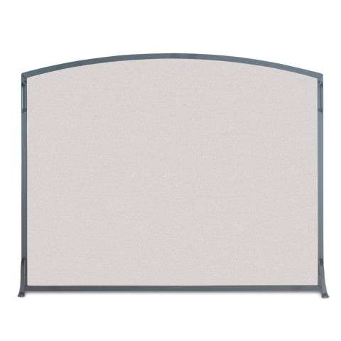 Napa Classic Arch Single Panel Screen - Black