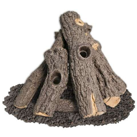 AFD - PRO-27 prairie Oak Logs for Outdoor Fire Pits