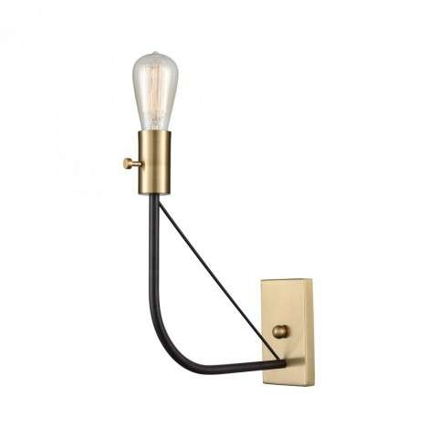 Jackboot Wall Sconce In Oil Rubbed Bronze