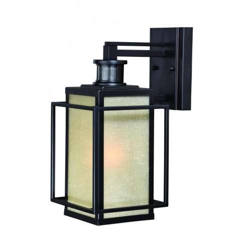 "Hyde Park Dualux 7"" Outdoor Wall Light Espresso Bronze"