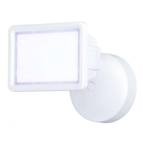 Sigma LED 1-Light Security Light White