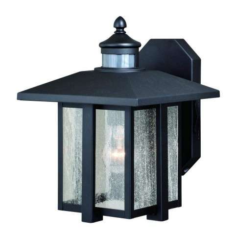 "Hedron Dualux 9"" Outdoor Wall Light Oil Rubbed Bronze"