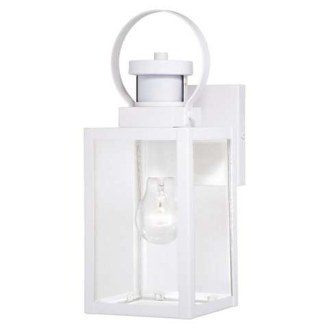 Vaxcel T0568 Medinah Outdoor Motion Sensor Wall
