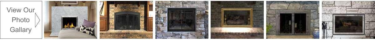 Fireplace Door Photo Gallery