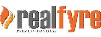 Real Fyre Gas Logs Logo